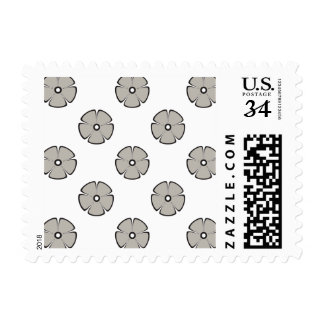 Flower Pattern 2 Aluminum Stamps