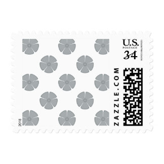 Flower Pattern 2 Paloma Stamp
