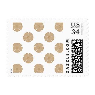 Flower Pattern 2 Sand Stamps