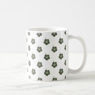 Flower Pattern 3 Cypress Mug