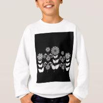 flower pattern 5 sweatshirt