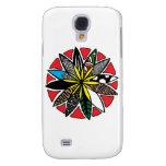 Flower Pattern Galaxy S4 Cases