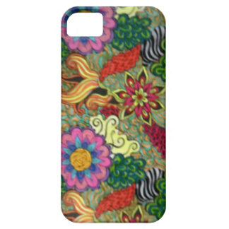 Flower pattern. iPhone SE/5/5s case