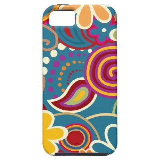Flower Pattern iPhone SE/5/5s Case