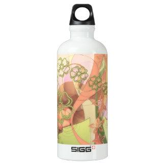 Flower Pattern SIGG Traveler 0.6L Water Bottle