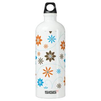 Flower Pattern SIGG Traveler 1.0L Water Bottle