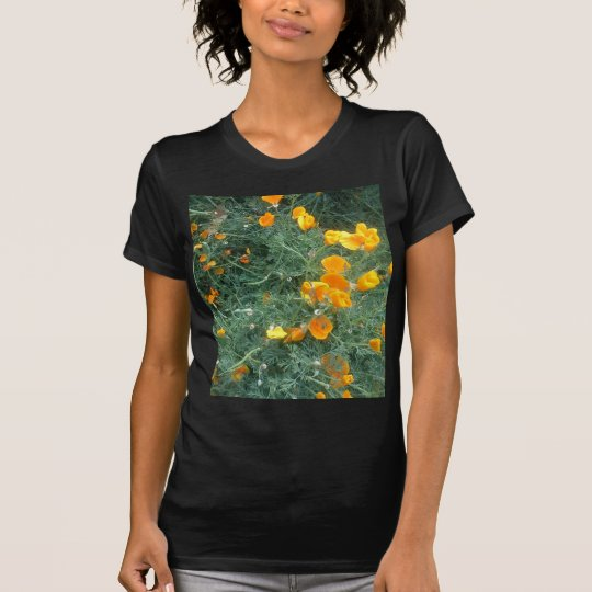 Flower Pattern T-Shirt