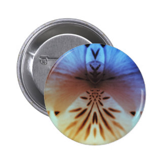Flower People Button
