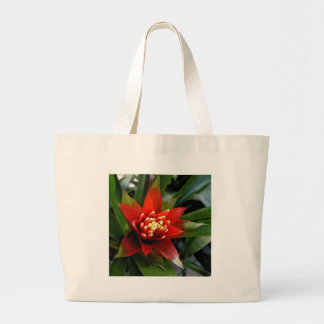 flower Perfect Large Tote Bag