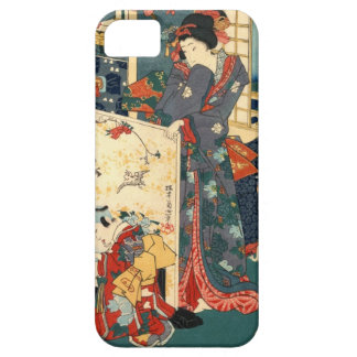 Flower Performance 1862 Right iPhone SE/5/5s Case