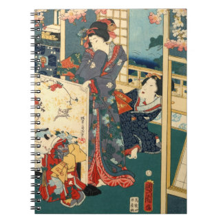 Flower Performance 1862 Right Note Books