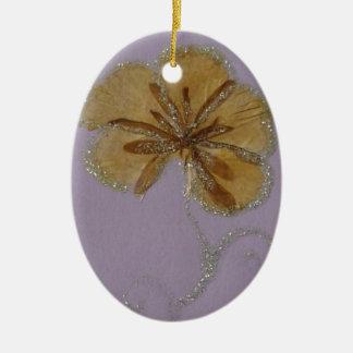 Flower Petal Ornament