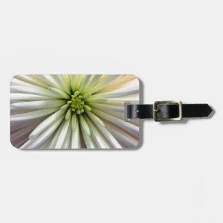 Flower Petals Bag Tags