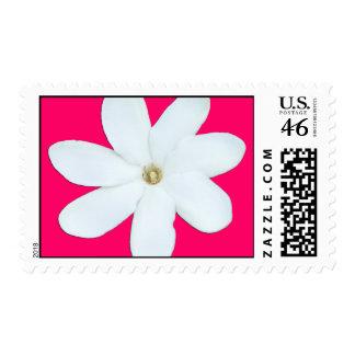 Flower Petals Postage Stamps