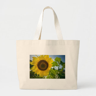 Flower Photo Large Tote Bag