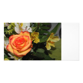 flower picture card