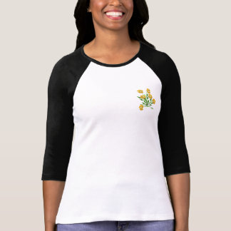 Flower picture T-Shirt