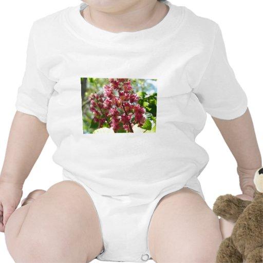 flower,pink t shirts