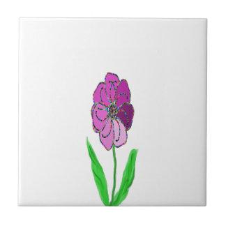flower pinwheel tile