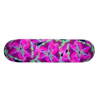 Flower Play Art Skateboard2 Skateboard Deck