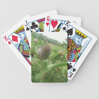 flower poker cards