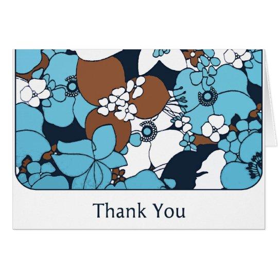 Flower Posh Card