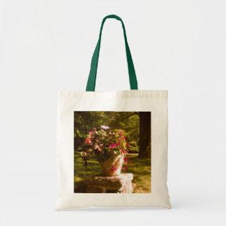 Flower Pot Arrangement Canvas Tote Bag