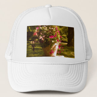 Flower Pot Arrangement Hat