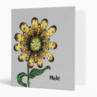 Flower Pouter (Meh!) Binder