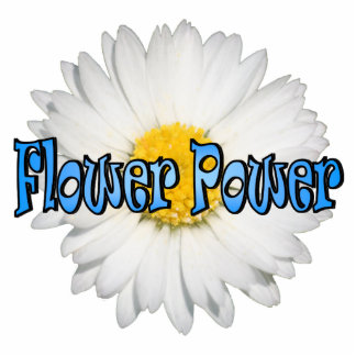 Flower Power 1 Magnet