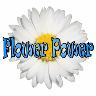 Flower Power 1 Pin Cutout