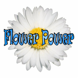 Flower Power 1 Sculpture