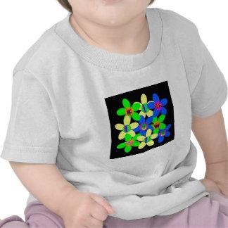 Flower power 60s-70s camiseta