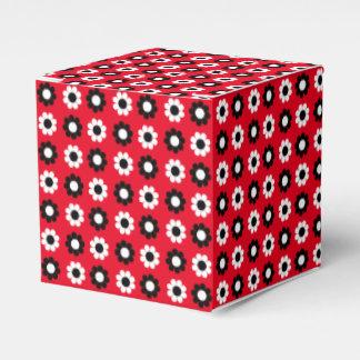 Flower power adaptable cajas para regalos