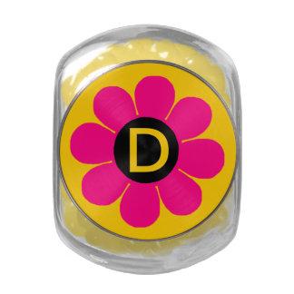 Flower power adaptable del estallido jarrones cristal