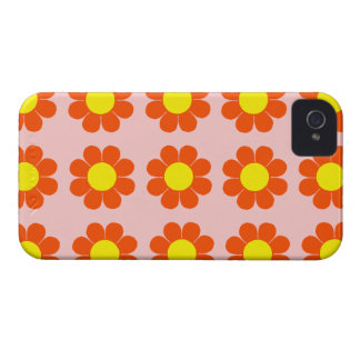 Flower power adaptable Case-Mate iPhone 4 funda
