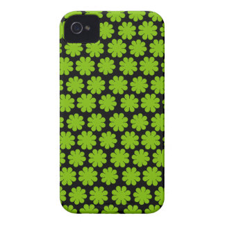 Flower power adaptable iPhone 4 protectores