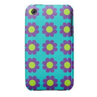 Flower power adaptable funda bareyly there para iPhone 3 de Case-Mate