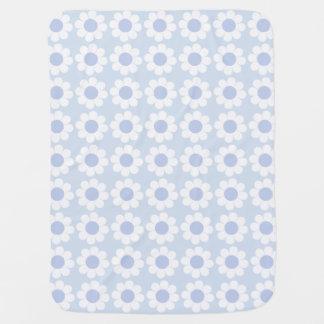 Flower power adaptable manta de bebé