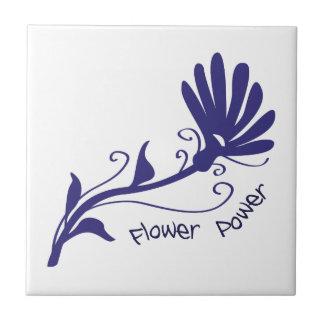 Flower power tejas