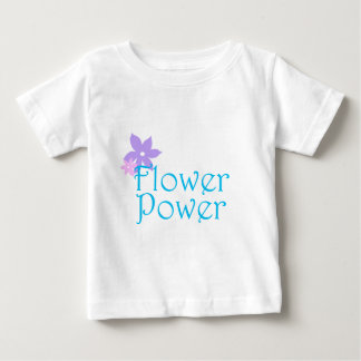 flower power baby T-Shirt