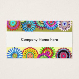 Flower Power Business Cards