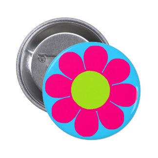 Flower Power Buttons