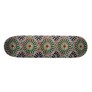 Flower Power by Grassrootsdesigns4u Skate Board Deck