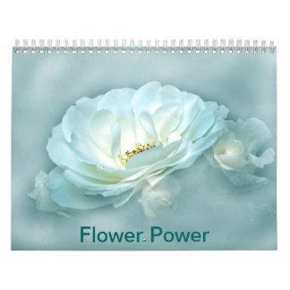 Flower Power Calender Calendar