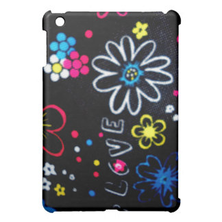 """Flower Power"" Case For The iPad Mini"