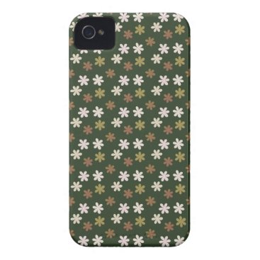 Flower Power Case-Mate iPhone 4 Case