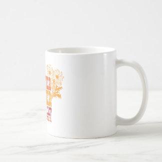 Flower Power Chicken Coop Coffee Mug