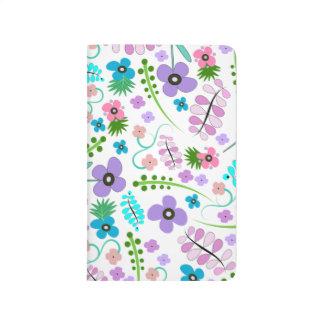 Flower power cuadernos