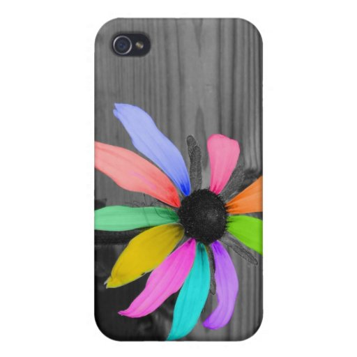 Flower Power - Custom Case Covers For iPhone 4